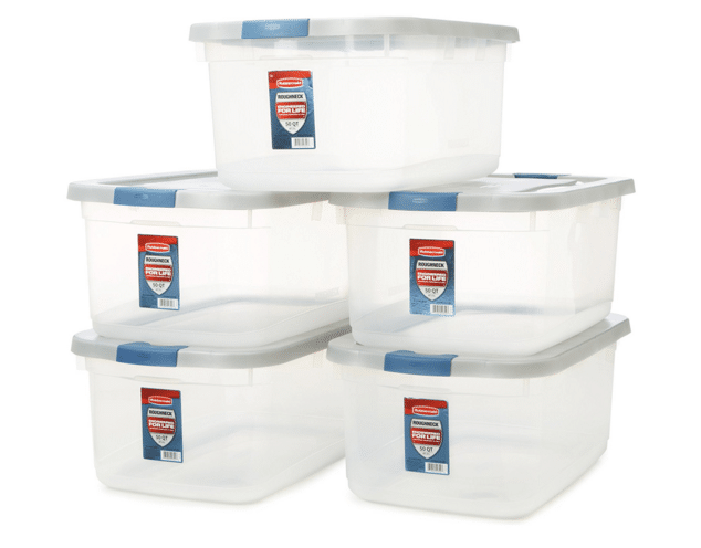 Rubbermaid Roughneck Storage Container
