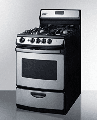 stove 24 inch gas. as a homeowner, you will need to make decision between an electric and gas range. or, could allow the summit appliance tnm63027bfkwy 24 inch range stove